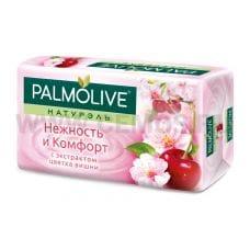 Palmolive 90г \Нежность и комфорт цв.вишни, Т/м