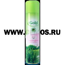 Осв Gold Wind 300мл Green grass