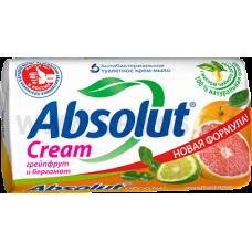 Absolut Т/м 90г Cream грейпфрут и бергамот