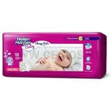 Helen Harper Пеленки детские Baby 60*90 10шт