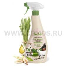 Bio Mio Средство д/кухни 500мл спрей Лемонграсс