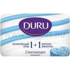 Duru Крем 1+1 80гр\Морские минералы, Т/м