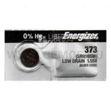 Energizer батарейки  Silver Oxide 373  бл1