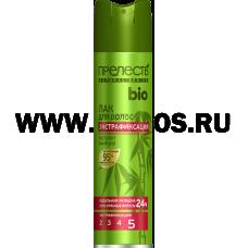 Лак Прелесть Био 250см3  Экстракт бамбука .ЭСФ