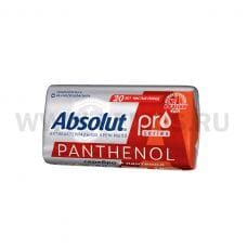 Absolut PRO Т/м 90г серебро + пантенол