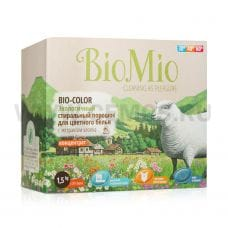 Bio Mio Bio Color 1,5кг д/цветн.белья б/зап.концентратС/п