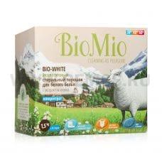 Bio Mio Bio White 1,5кг д/белого белья б/зап.концентр.С/п