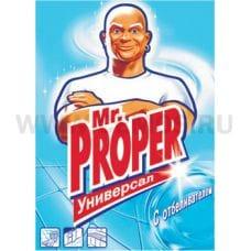 Мистер Пропер 400г д/уборки дез. и отбел., Ч/с
