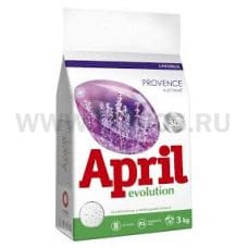 APRIL EVOLUTION  3кг автомат color provenсe, С/п