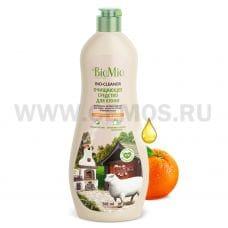 Bio Mio Чистящий крем для кухни 500мл Апельсин