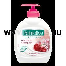Palmolive 300мл Натурэль\Нежн.и комф(с экс.цветка вишни),Ж/м