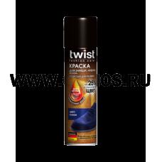 TWIST Fashion краска 250мл д/замши океан аэрозоль