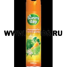 Осв Sunny Day 300см3 Антитабак. Сочный цитрус