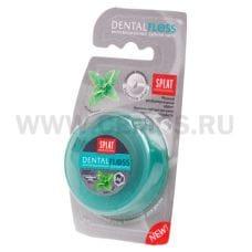 З/нить SPLAT 30м DentalFloss с серебром