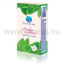 РУСАЛОЧКА носовые платочки 3-х сл.10шт.бл.6
