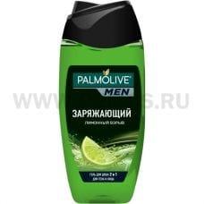 Гель д/душа Palmolive 250мл MEN Лимонный взрыв