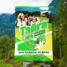 Selena Тайга антимоль 18г для защиты от моли