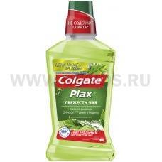 Ополаск Colgate Plax 500мл Свежесть чая