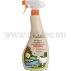 Bio Mio Средство д/ванной 500мл Грейпфрут