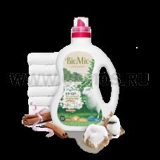 Bio Mio Bio Soft 1л Кондиционер д/белья Корица концентрат