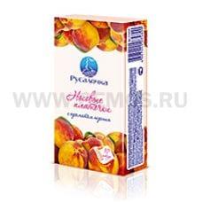 РУСАЛОЧКА носовые платочки 3-х сл.10шт.бл.6 персик