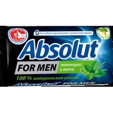 Absolut Т/м 90г For men лемонграсс и мята