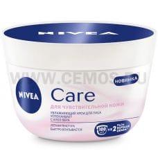 NIVEA Крем д/бр 100мл для чувст.кожи