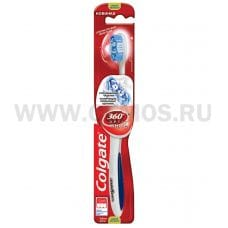 З/щетка Colgate 360 Optic white сред.